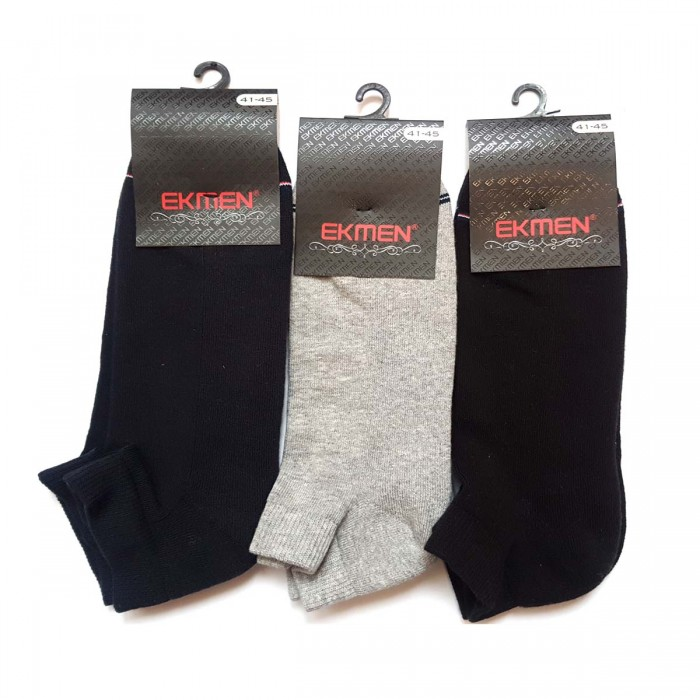 Ekmen мужские спортивные носки махра