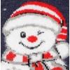 Conte носки Снеговик