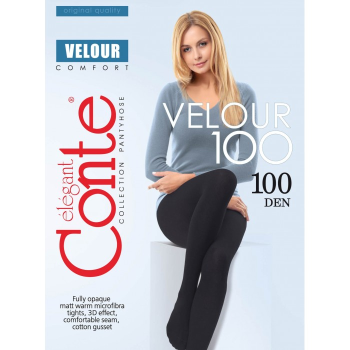 Conte Velour 100 den