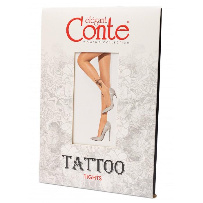 Conte Tattoo Garden