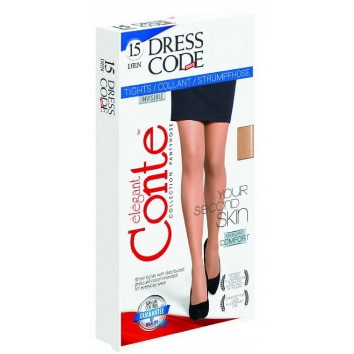 Тонкие колготки Conte Dress Code 15 den