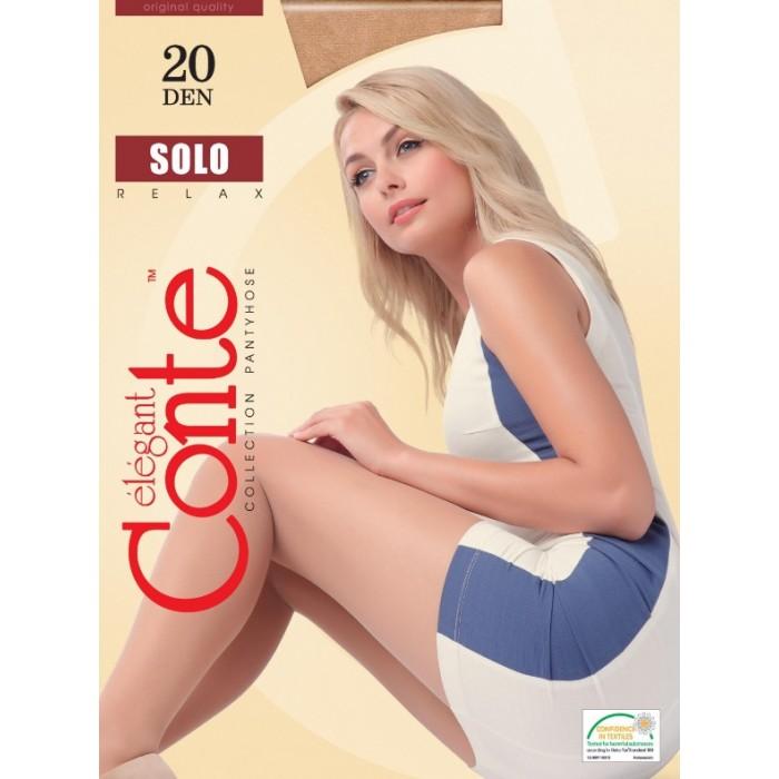 Колготки с шортиками Conte Solo 20