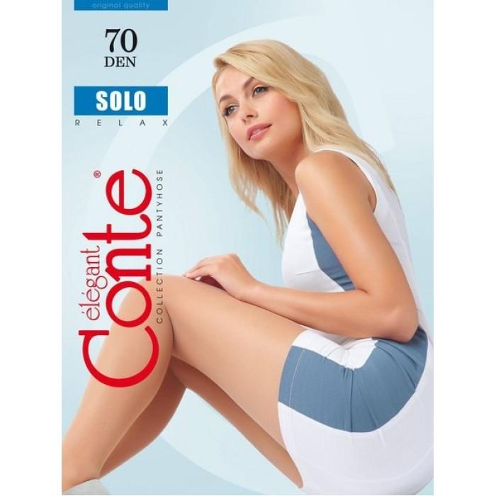 Колготки с шортиками Conte Solo 70