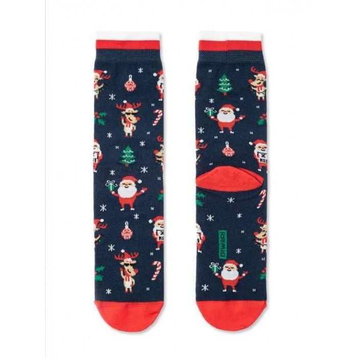 Новогодние носки Diwari «Holiday»