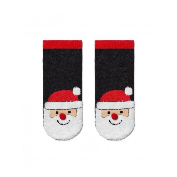 """Короткие носки DIWARI """"Санта-Клаус"""""""