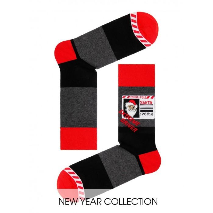 Conte мужские носки Санта - 376