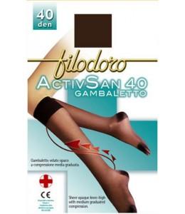 FILODORO ActivSan 40 gambaletto