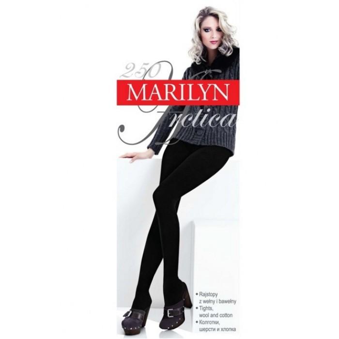 Махровые колготки Marilyn Arctica 250