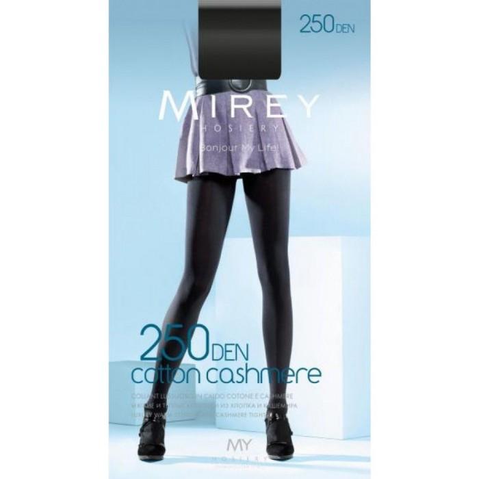 Кашемировые колготки Mirey Cotton Cashemere 250