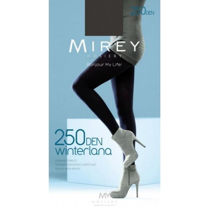 Шерстяные колготки Mirey Winterlana 250