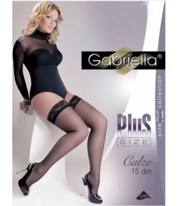 Gabriella Calze 15 den Plus size