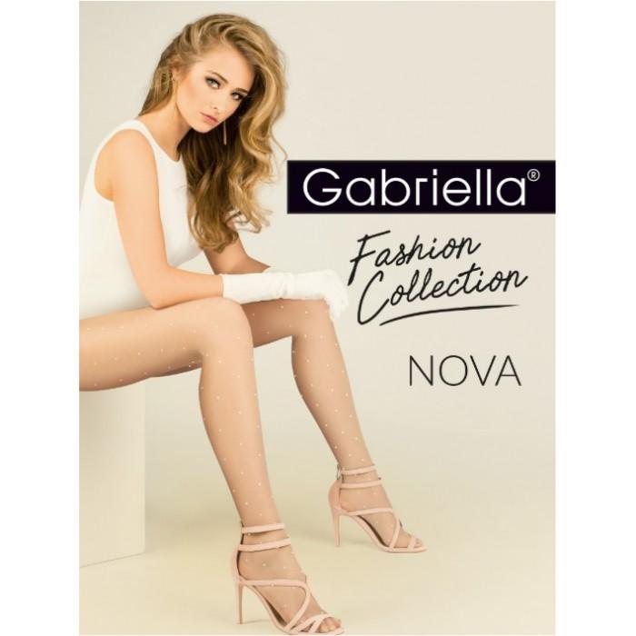 Колготки в горошек Gabriella Nova