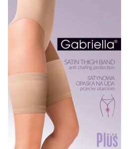 Gabriella Satin Thigh Band Plus size