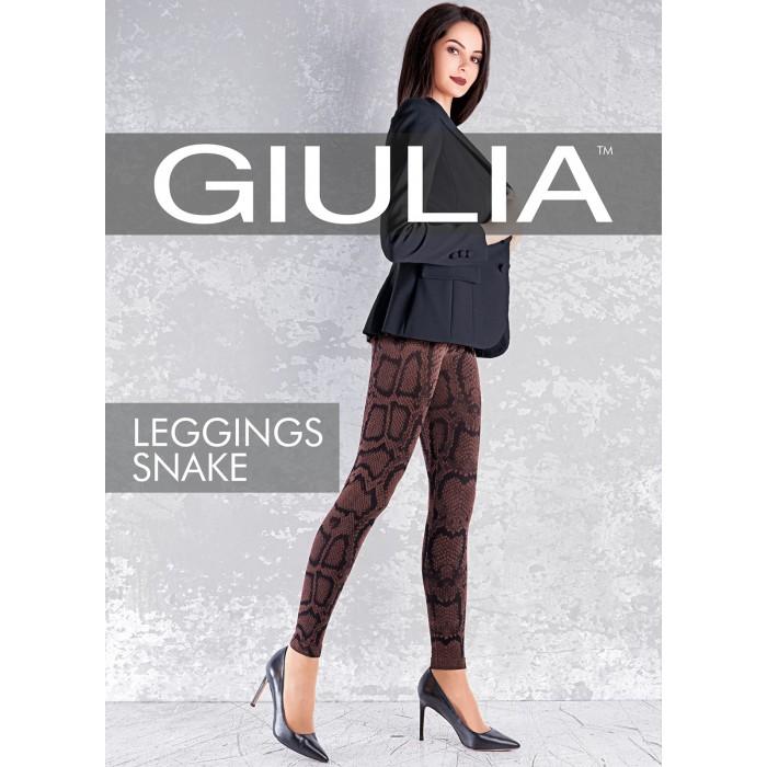 GIULIA Leggings Snake 01