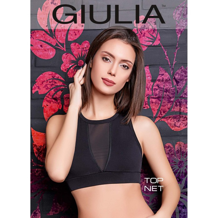 GIULIA TOP NET model 1