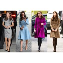 Стиль герцогини Кэтрин: какие колготки носит будущая королева Англии