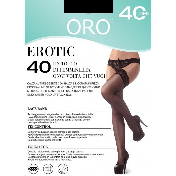 Oro Erotic 40 calze