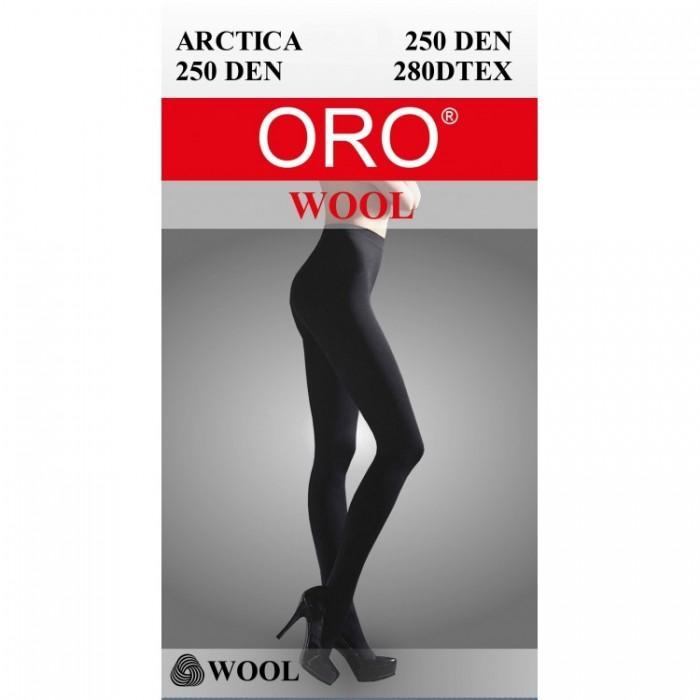 Шерстяные колготки Oro Wool Arctica 250
